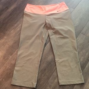 Nike capris.  Sz. S.  Good used condition.